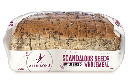 Scandalous Seeds Wholemeal